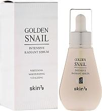 Parfums et Produits cosmétiques Sérum éclaircissant intense pour le visage - Skin79 Golden Snail Intensive Radiant Serum