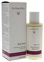 Parfums et Produits cosmétiques Essence de bain, Rose - Dr. Hauschka Rose Nurturing Bath Essence