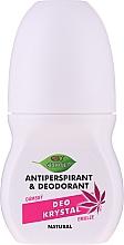 Parfums et Produits cosmétiques Déodorant roll-on - Bione Cosmetics Deodorant Pink
