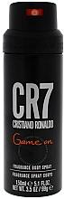 Parfums et Produits cosmétiques Cristiano Ronaldo CR7 Game On - Déodorant spray pour corps