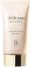 Parfums et Produits cosmétiques Crème à l'extrait d'olive pour mains - Cle De Peau Beaute Hand Cream