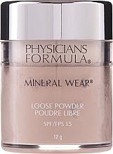 Parfums et Produits cosmétiques Poudre libre minérale pour visage - Physicians Formula Mineral Wear Loose Powder SPF 16