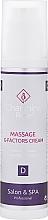 Parfums et Produits cosmétiques Charmine Rose Massage G-Factors Cream - Crème de massage aux vitamines C et E