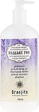 Parfums et Produits cosmétiques Lait de massage Pina Colada - Oranjito Massage Pro Pina Colada Massage Body Milk