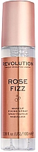 Parfums et Produits cosmétiques Spray fixateur de maquillage - Makeup Revolution Precious Stone Rose Fizz Makeup Fixing Spray
