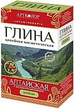 Parfums et Produits cosmétiques Argile verte cosmétique de l'Altaï à l'extrait d'églantier des chiens - Artcolor