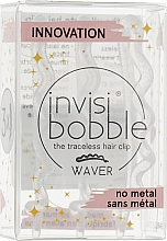 Parfums et Produits cosmétiques Barrettes à cheveux, transparentes - Invisibobble Waver Sparks Flying