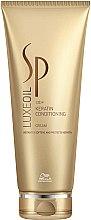 Parfums et Produits cosmétiques Crème revitalisante à la kératine pour chevuex - Wella SP Luxe Oil Keratin Conditioning Cream