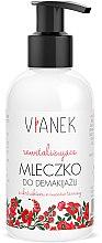 Parfums et Produits cosmétiques Lait démaquillant à l'huile de ricin et onagre - Vianek