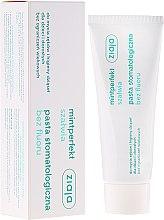 Parfums et Produits cosmétiques Dentifrice à la sauge sans fluor - Ziaja Mintperfect