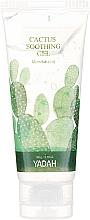 Parfums et Produits cosmétiques Gel à l'extrait de figue de Barbarie pour visage - Yadah Cactus Soothing Gel