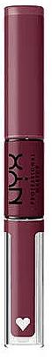 Brillant à lèvres pigmenté - NYX Professional Makeup Shine Loud Lip Color