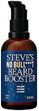 Parfums et Produits cosmétiques Traitement de la croissance de la barbe - Steve`s No Bull***t Beard Booster