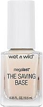 Parfums et Produits cosmétiques Couche de base fortifiante - Wet N Wild Megalast Fortifying The Saving Base Coat