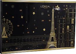 Parfums et Produits cosmétiques Calendrier de l'Avent 2020 - L'Oreal Paris Advent Calendar 2020