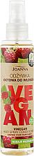 Parfums et Produits cosmétiques Après-shampooing spray à l'extrait de framboise - Joanna Vegan Vinegar Hair Spray Conditioner
