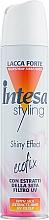 Parfums et Produits cosmétiques Laque effet brillant, fixation forte - Intesa Ecofix Styling Shiny Effect