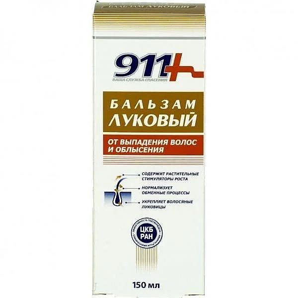 Après-shampooing à l'extrait d'oignon - 911