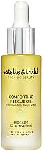 Parfums et Produits cosmétiques Huile de soin réconfortante à l'huile d'avoine pour visage - Estelle & Thild BioCalm Comforting Rescue Oil