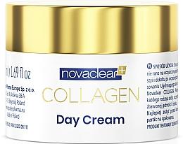 Parfums et Produits cosmétiques Crème de jour au collagène - Novaclear Collagen Day Cream