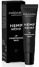Parfums et Produits cosmétiques Baume hydratant bio pour le confort absolu des lèvres - Madara Cosmetics Hemp Hemp Lip Balm