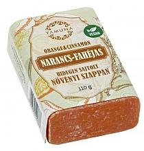 Parfums et Produits cosmétiques Savon pressé à froid, Orange et Cannelle - Yamuna Orange Cinnamon Cold Pressed Soap