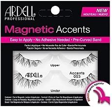 Parfums et Produits cosmétiques Faux cils - Ardell Magnetic Lashes Accent 003