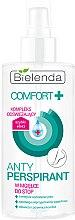 Parfums et Produits cosmétiques Brume anti-transpirante pour pieds - Bielenda Comfort Foot Antiperspirant Spray Mist