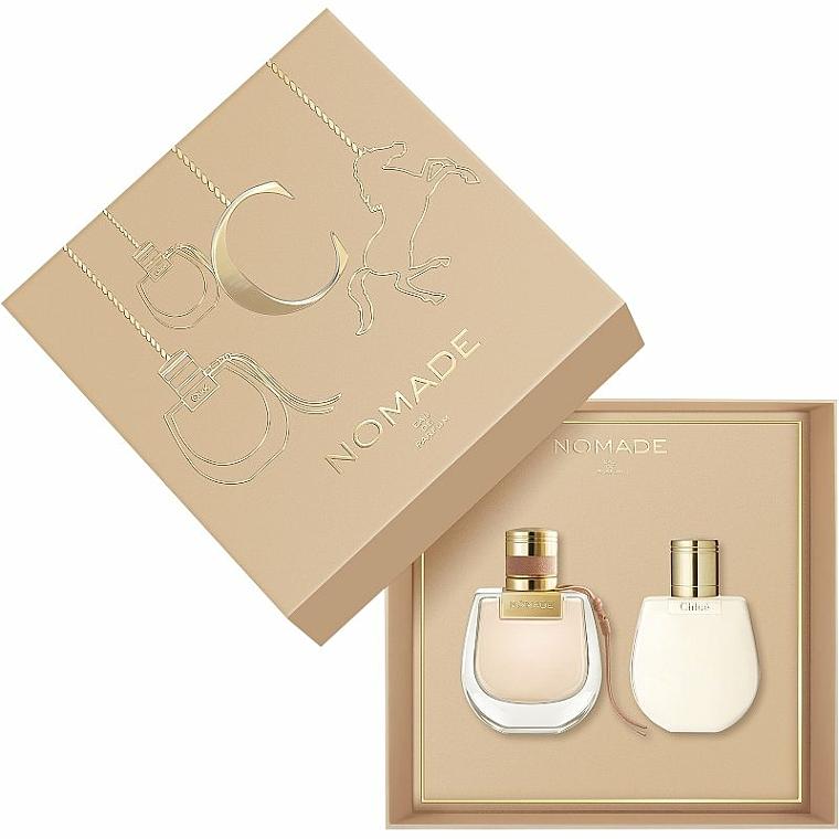 Chloe Nomade - Coffret cadeau (eau de parfum/50ml + lotion corps/100ml) — Photo N1