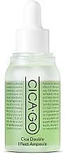 Parfums et Produits cosmétiques Sérum à l'extrait d'herbe du tigre pour visage - Isoi CICAGO Cica Double Effect Ampoule