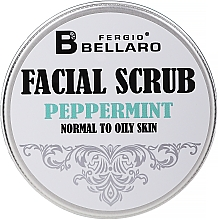 Parfums et Produits cosmétiques Gommage à la menthe poivrée pour visage - Fergio Bellaro Exfoliante Facial