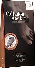 Parfums et Produits cosmétiques Chaussettes au collagène - Voesh Collagen Socks Value Pack