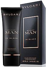 Parfums et Produits cosmétiques Bvlgari Man In Black - Baume après-rasage