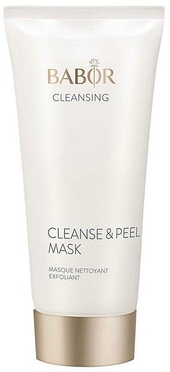 Masque exfoliant au panthénol pour visage - Babor Cleanse & Peel Mask