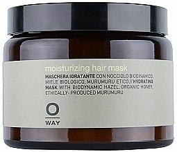 Parfums et Produits cosmétiques Masque au miel organique pour cheveux - Rolland Oway Moisturizing