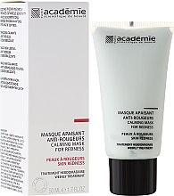 Parfums et Produits cosmétiques Masque apaisant anti-rougeurs pour visage - Academie Sos Apaisant Anti-Rougeurs Masque