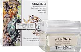 Parfums et Produits cosmétiques Crème à l'extrait de sauge pour visage - Therine Armonia Equilibrating Face Cream