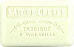 Parfums et Produits cosmétiques Savon végétal de Marseille, Lait de chèvre - Foufour Savonnette Marseillaise Lait de Chevre