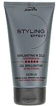Parfums et Produits cosmétiques Gel coiffant fixation extra forte - Joanna Styling Effect Gel Brilliantine