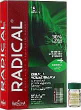 Parfums et Produits cosmétiques Traitement fortifiant anti-chute en ampoules - Farmona Radical Hair Loss
