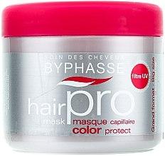 Parfums et Produits cosmétiques Masque pour cheveux colorés - Byphasse Hair Pro Mask Color Protect