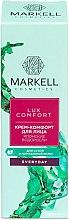 Parfums et Produits cosmétiques Crème aux algues japonaises pour visage - Markell Cosmetics Lux-Comfort