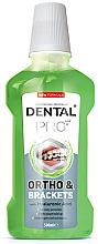 Parfums et Produits cosmétiques Bain de bouche à l'acide hyaluronique - Dental Pro Ortho&Brackets