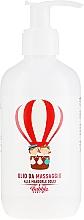 Parfums et Produits cosmétiques Huile de massage bio aux amandes douces - Bubble&CO