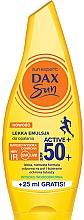 Parfums et Produits cosmétiques Émulsion solaire pour corps SPF 50+ - Dax Sun Light Emulsion Active+ SPF50