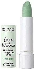 Parfums et Produits cosmétiques Bâton magique contre l'inflammation à l'arbre de thé biologique et citron vert - Oriflame Love Nature