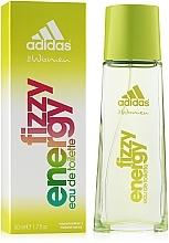 Parfums et Produits cosmétiques Adidas Fizzy Energy - Eau de Toilette