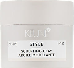 Parfums et Produits cosmétiques Argile coiffante №82 - Keune Style Sculpting Clay (mini)