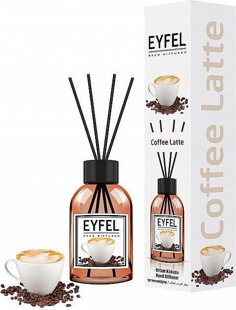 Bâtonnets parfumés, Café - Eyfel Perfume Reed Diffuser Coffee