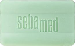 Parfums et Produits cosmétiques Savon au panthénol et vitamine E pour peaux sensibles - Sebamed Sensitive Skin Cleansing Bar